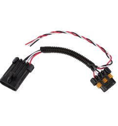 home electrical accessories wiring harnesses alternative offroad polaris rzr plug n play tail light whip splice kit [ 1000 x 1000 Pixel ]