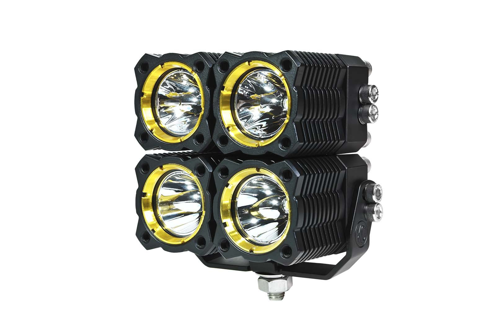 Wiring Harness Atv 2 Lights Kc Hilites Socal Supertrucks
