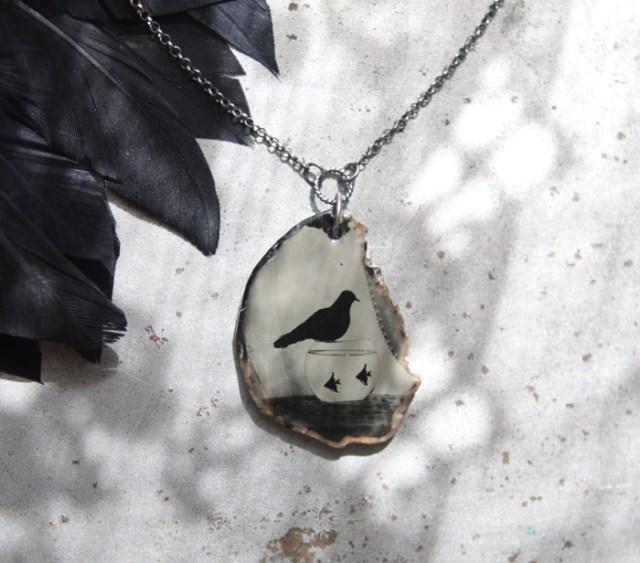 Angie Brockey jewellery stone
