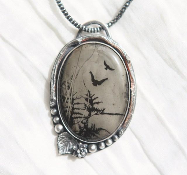 Angie Brockey jewellery wetplate collodion