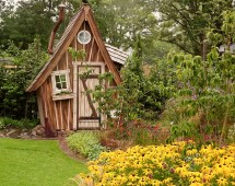 Whimsical Garden Shed Ideas