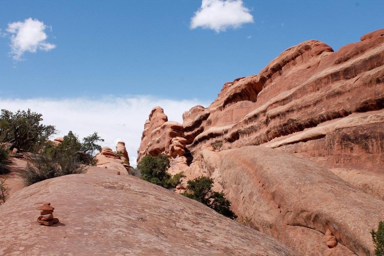 Arches National Park Trails - Devil's Garden Primitive Trail
