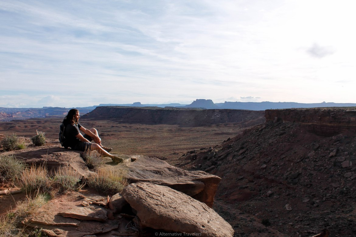 Canyonlands Hikes - Murphys Loop