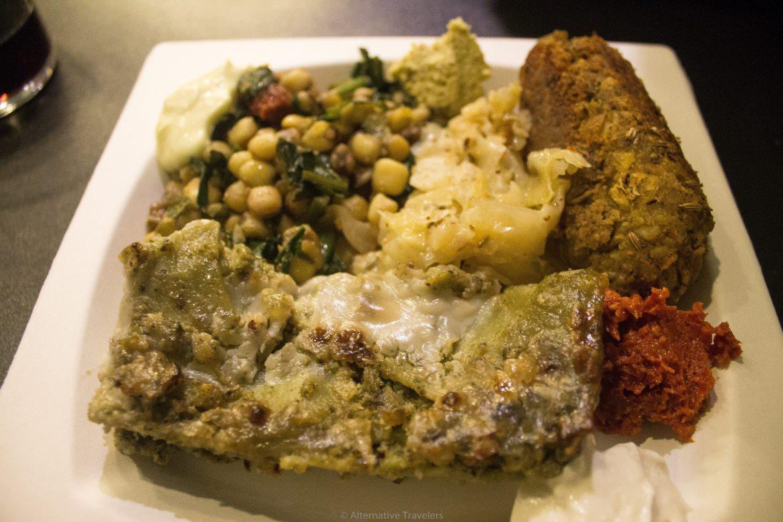 Giumella's Vegan Deli - A delicious vegan restaurant in Florence, Italy