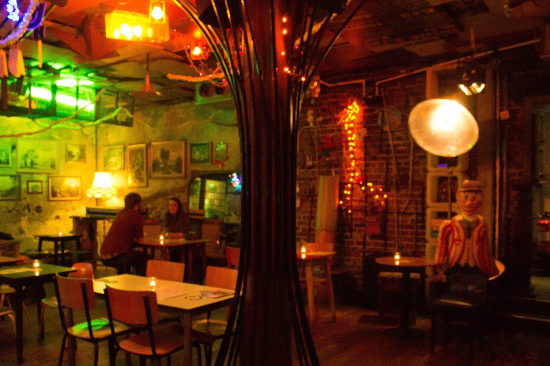 The Hope and Ruin Pub in Brighton, UK