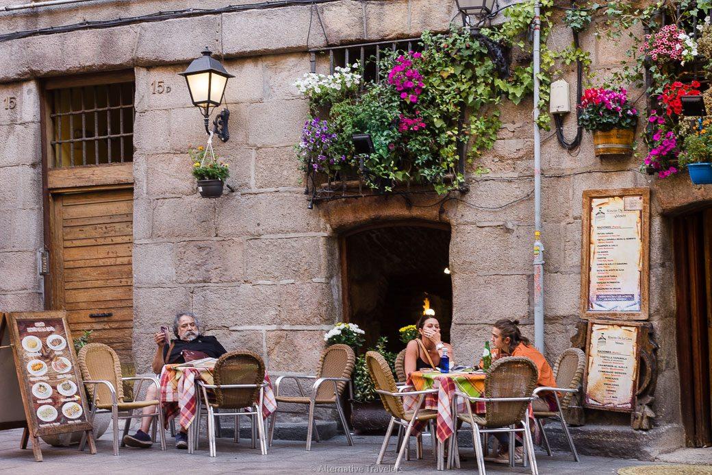 Food Culture in Madrid | AlternativeTravelers.com