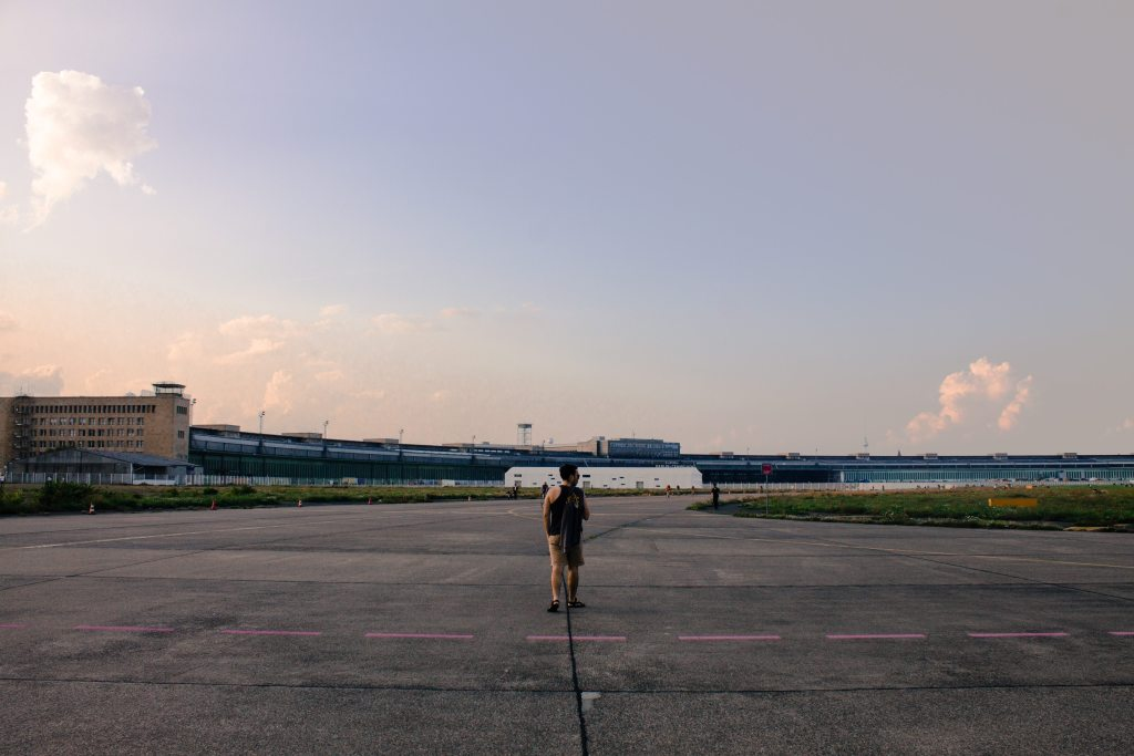 Tempelhofer Feld in Summer | AlternativeTravelers.com