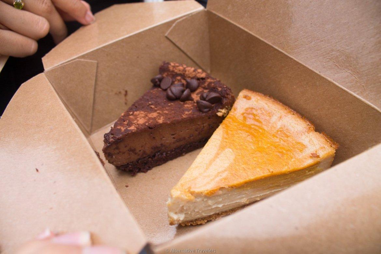 How Delish - vegan cheesecake in brooklyn