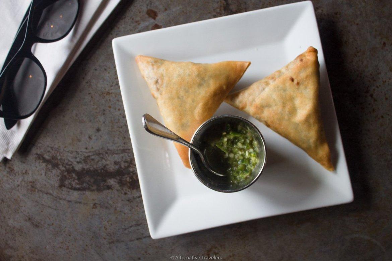 Bunna Cafe, a vegan restaurant in Bushwick, NY