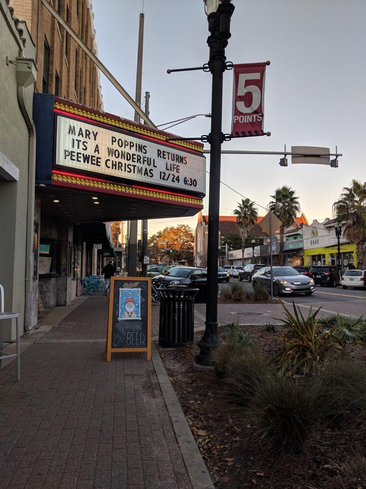 Sun Ray Cinema