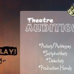 Supplemental Theatre Auditions - 2017