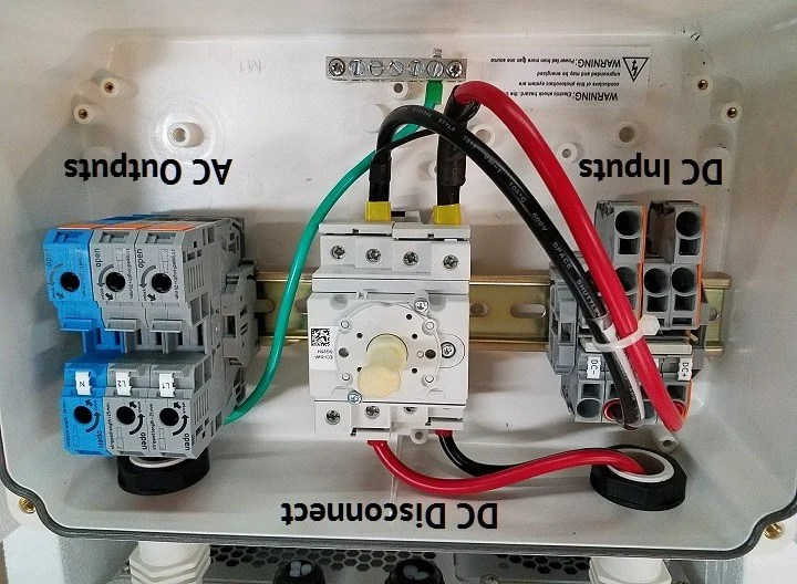 3 battery boat wiring diagram alternator chevy solaredge inverters and moving up to strings of solar panels can larger handle