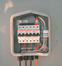 wiring panel box [ 1000 x 982 Pixel ]