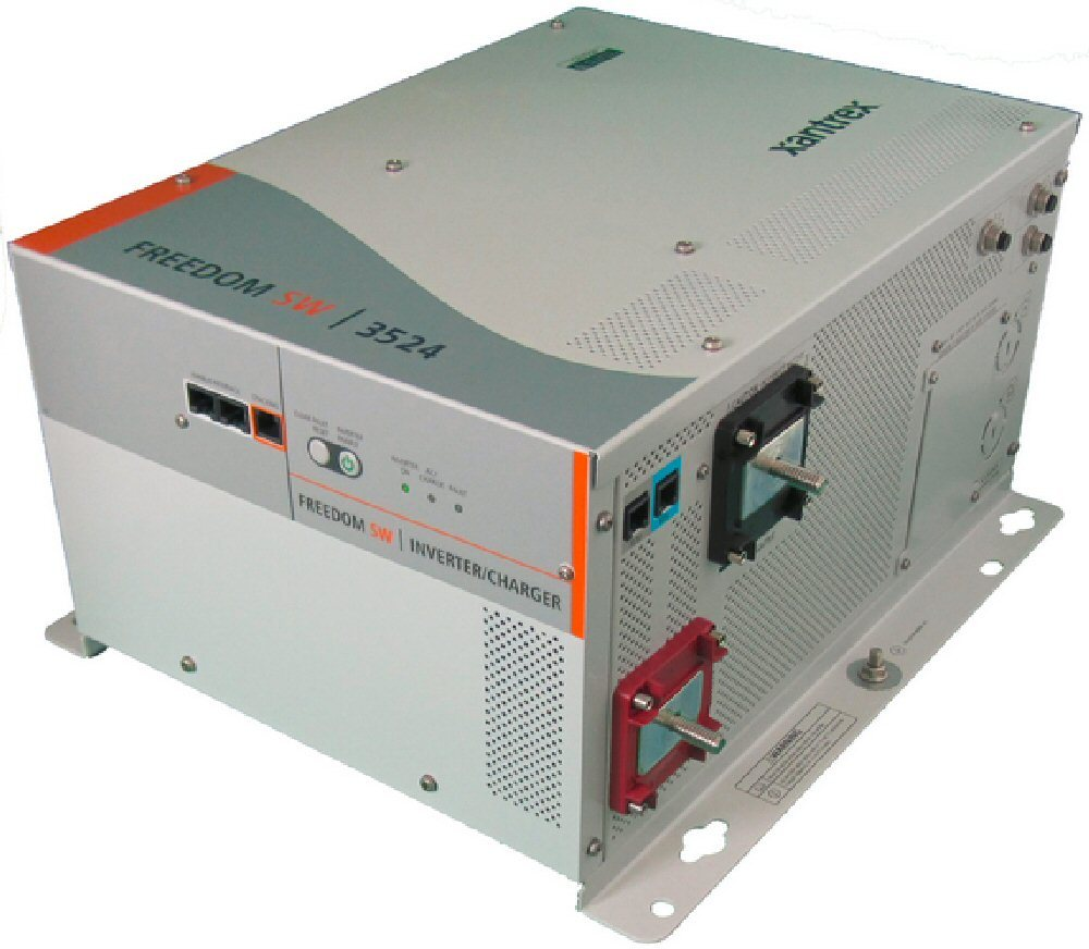 hight resolution of xantrex freedom sw3524 inverter charger alte
