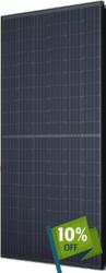 Trina Solar 310 Watt Black Monocrystalline Solar Panel Black Frame | altE