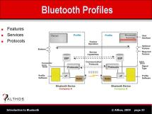 Bluetooth Protocol - Year of Clean Water