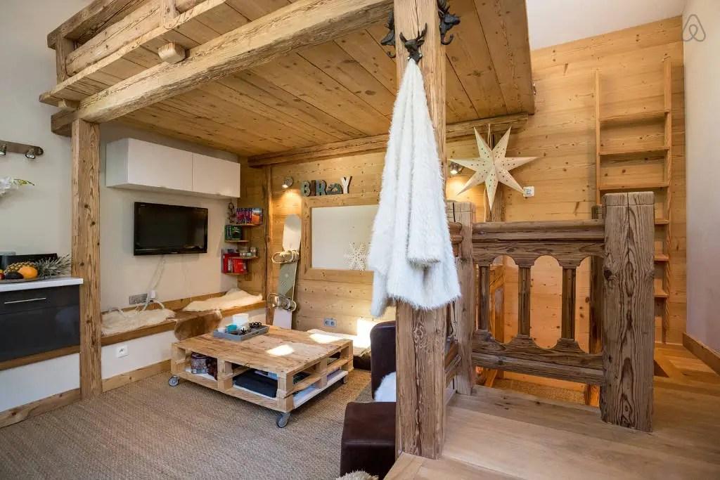 8 Appartements AirBnb Dco Amp Pas Cher Dans Les Alpes