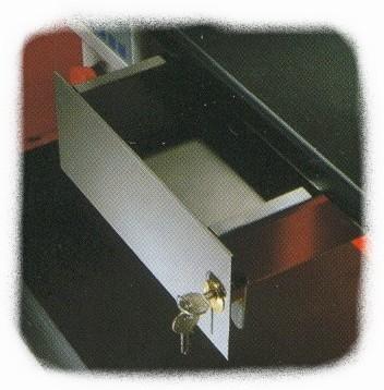 banchi cassa con mobile piano nastro superior