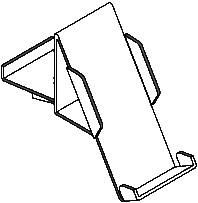 accmet accessori acrilico porta pianetti pannelli espositore