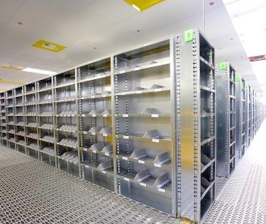 armadi magazzino ripiano porta ricambi divisorio zincato cm