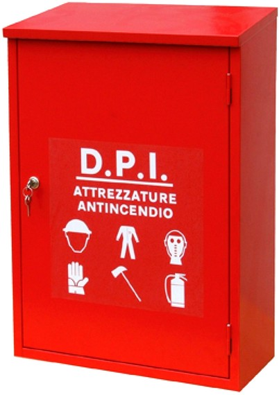 armadi monoblocco protezione attrezzature antincendio