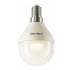 لامپ LED با پایه E14 در قالب یک توپ (G45)