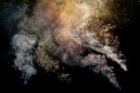 Les couleurs de la fumée