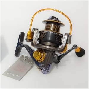 Carrete para Pesca Carbono RA2000 6 libras / 180 yardas