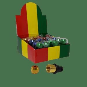 Pipa Bate con Boquilla de Caucho