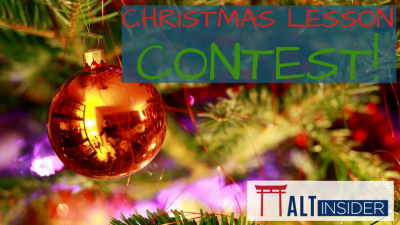 Christmas Lesson/Activity Contest 2016 **CLOSED**