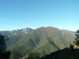 Altiplus, Club randonnée dans la 06, 29 octobre 2016 : le Gramondo; foret de Menton