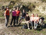 Altiplus, Club randonnée dans la 06, 29 octobre 2016 : le Gramondo