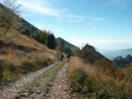 Altiplus, Club randonnée dans la 06, 29 octobre 2016 : le Gramondo; vers cola bassa