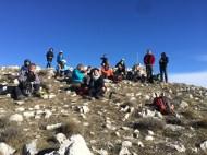 randonnée montagne de thiey atiplus