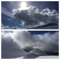 Soleil et nuages : qui gagnera?