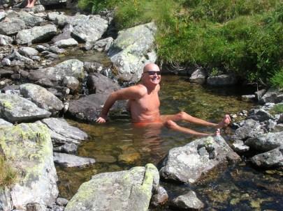 petit bain pour Laurent
