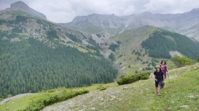 ALTIPLUS Dimanche 5 août - Tinée - Roya et le trou des Corneilles