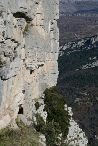 ALTI PLUS circuit des gorges du Loup, le 09/12/18