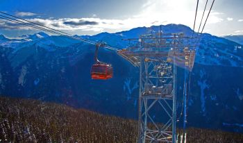 WB Gondola Peak to Peak