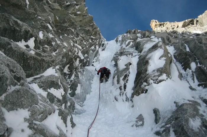 Mini-Dico: vocabulaire de l'alpinisme!