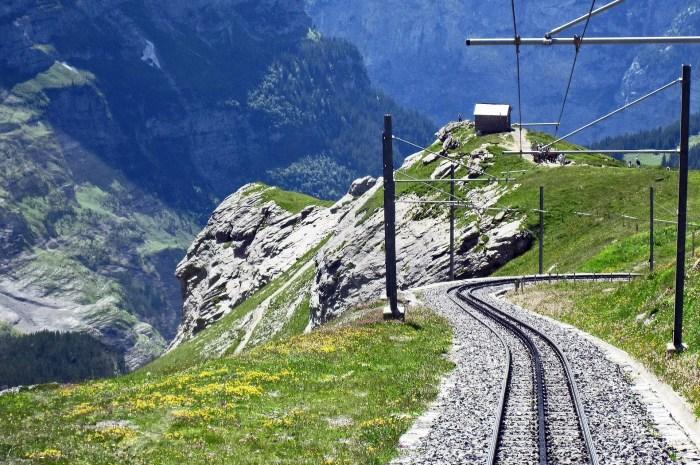 Top 5 des trains de montagne les plus impressionnants