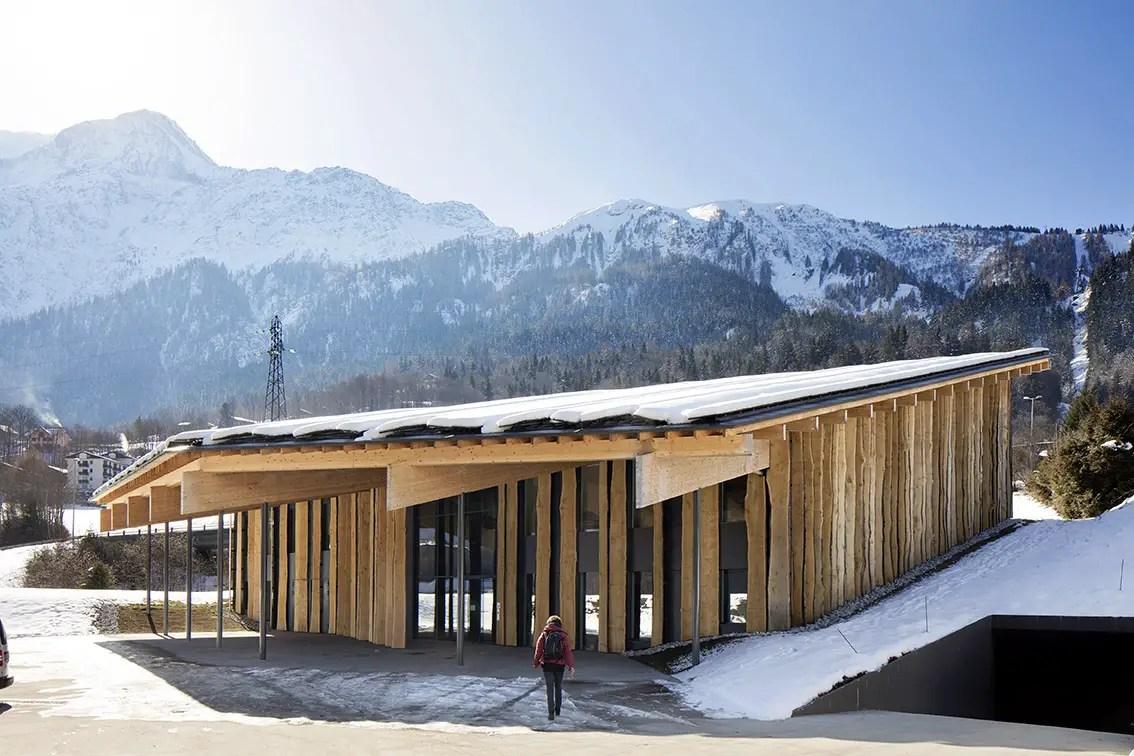 Mont Blanc Base Camp