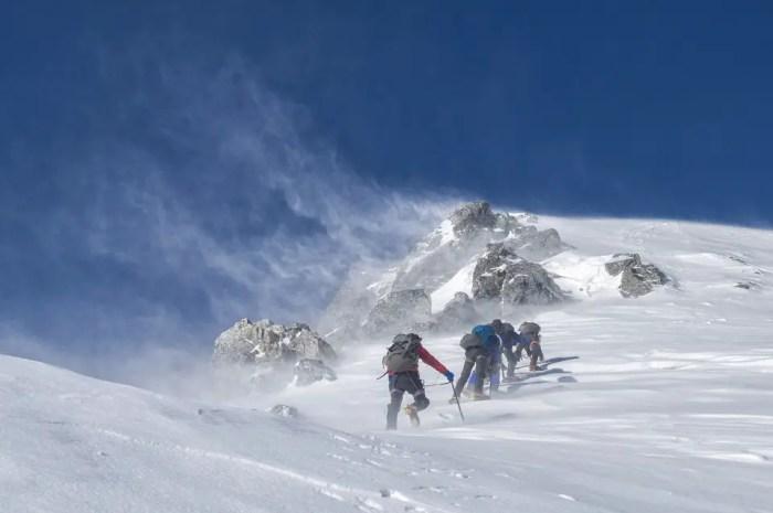 Himalaya 2017 : les ascensions d'automne
