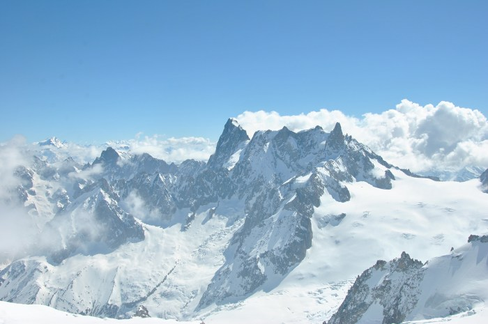 Top 5 des montagnes les plus hautes des Alpes