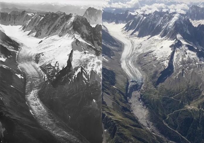 Glacier Argentière