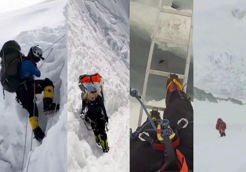 ascension 8000 mètres