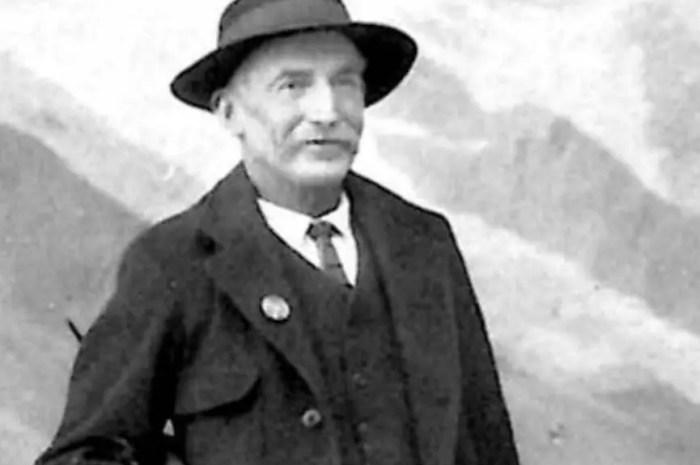 Joseph Ravanel dit « le Rouge », personnage légendaire de Chamonix