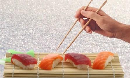 sushis neige