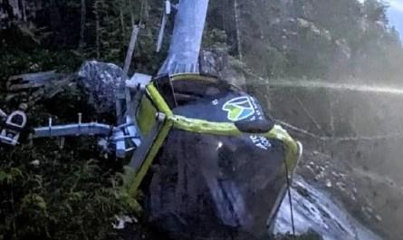 accident télécabine