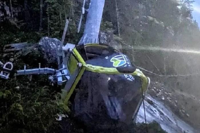 Sabotage de la télécabine : l'histoire se répète et 30 cabines chutent !